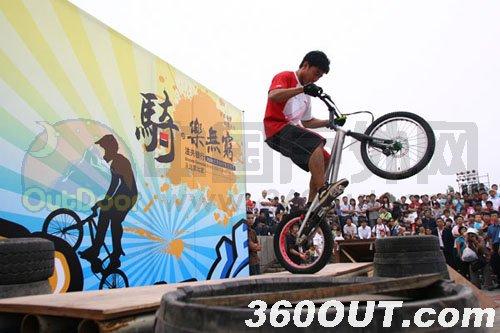 北京/北京自行车文化节21日开幕(组图)