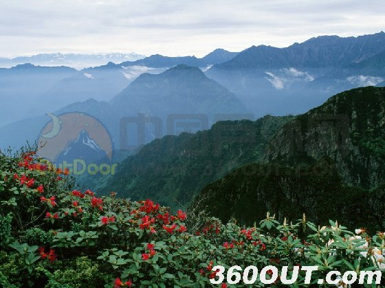 自治区土默特右旗近年来着力打造的九峰山风景旅游区